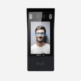 Immagine controllo accessi Face ID con riconoscimento facciale Data Lab Kedacom KSCA120