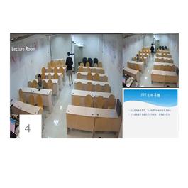 Immagine CP: il docente cammina tra i banchi dell'aula