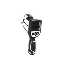 Telecamera portatile bi-spettrale per controllo della febbre e misurazione della temperatura corporea dal video, completa di display, impugnatura ergonomica, memoria