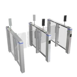 Misurazione della temperatura corporea dal video - ingresso consentito in automatico quando installato su un tornello