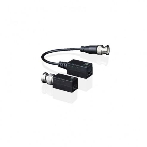 Accessori - DBAL0 - Balun - adattatori per segnale video analogico su cavo bnc