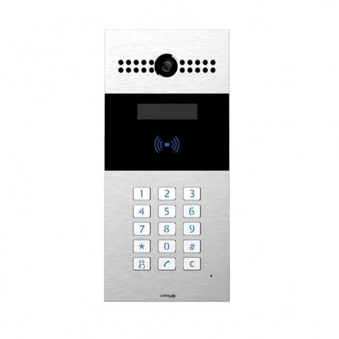 Telecamera ip - door station - videocitofono - intercom 3 megapixel Data Lab DIVIR27A