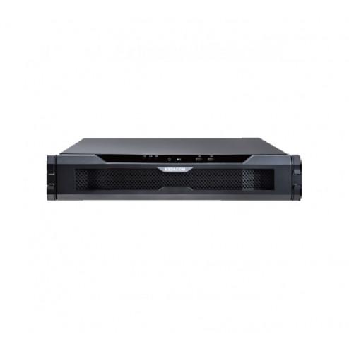 Registratore NVR Kedacom NVR2821-04016B/8HI 16 canali fino a 8 MP di cui 8 con riconoscimento facciale e lettura targhe