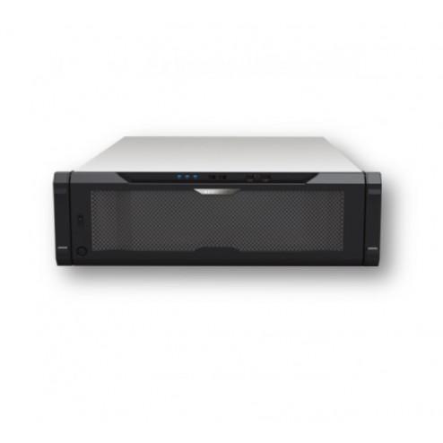 Registratore NVR Kedacom NVR2881-16128B/4HI 64 canali fino a 8 MP di cui 4 con riconoscimento facciale e lettura targhe