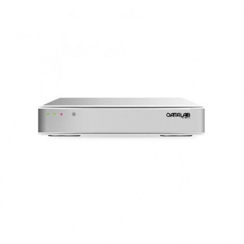 Registratore ibrido Data Lab DXVR 8 canali bnc 2 MP Lite oppure in rete fino a 8 MP