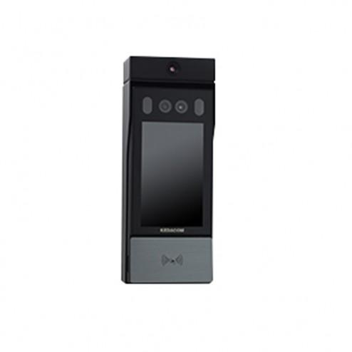Telecamera ip - door station - riconoscimento facciale - misurazione temperatura corporea - 2 megapixel KEDACOM KSCA120-ANW-TFC