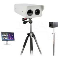 Telecamera con blackbody e pc all-in-one - bi-spettrale - termica - misurazione temperatura corporea - 2 megapixel KEDACOM KFY2020-T400-HT