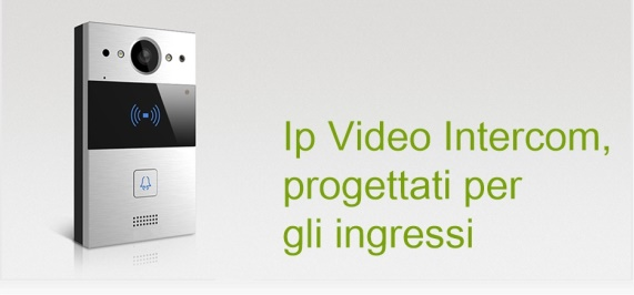 Immagine nuovi Ip Video Intercom Data Lab