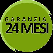 Garanzia 24 mesi